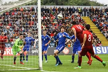 Sub-21: Portugal - Liechtenstein