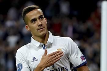 Lucas Vázquéz renova com o Real Madrid até 2021.