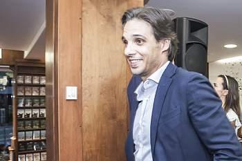 Nuno Gomes, ex-futebolista e atual assessor para área internacional do Benfica, é um dos melhores amigos de Daniel Oliveira.