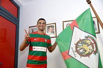 Pablo Santos reforça defesa do Marítimo