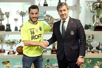 André Sousa renovou contrato com o Sporting