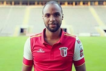 Wilson Eduardo é reforço do SC Braga.