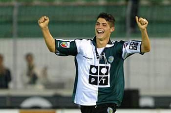 Leões recordam Cristiano Ronaldo