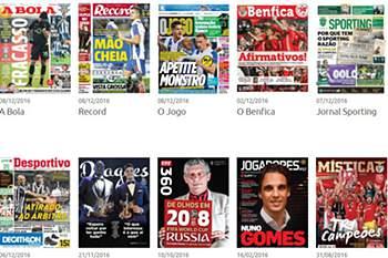 Revista de Imprensa de 08-08-2016