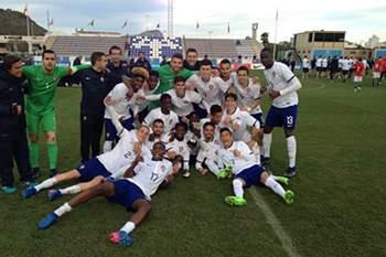 Seleção sub-19 de futebol vence Noruega e conquista Torneio de La Manga.