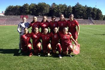 Seleção feminina sub-19