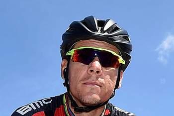 Philippe Gilbert, quando representava a BMC