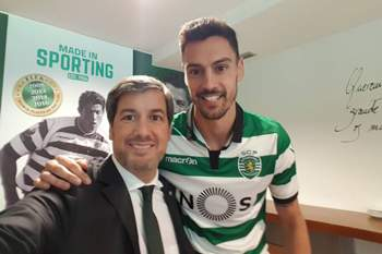 André Pinto e Bruno de Carvalho