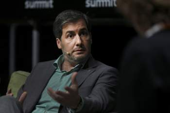 Bruno de Carvalho na Web Summit