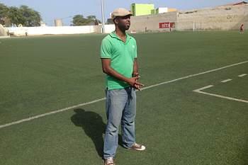 Janito Carvalho, treinador de futebol