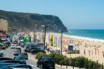 Allianz Sintra Pro leva os melhores surfistas do país ao concelho de Sintra entre os dias 3 e 5 de Junho