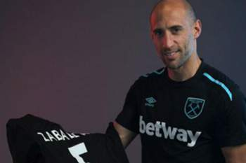 Zabaleta no West Ham