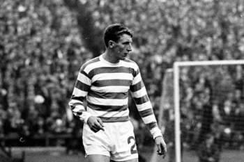 Morreu Tommy Gemmell, um dos 'Lisbon lions' do Celtic Glasgow.