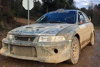 Carro de João Vinha sofre acidente em Mortágua e cai ao rio Criz.