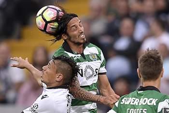 V. Guimarães - Sporting: Schelotto