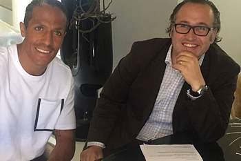 Bruno Alves assina contrato com Cagliari