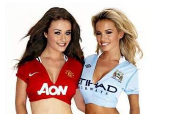 United ou City: Quem tem as adeptas mais sexy?