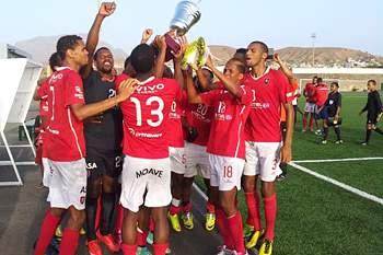 Mindelense vence a Taça de São Vicente