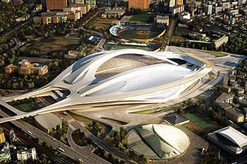 Estádio Tóquio