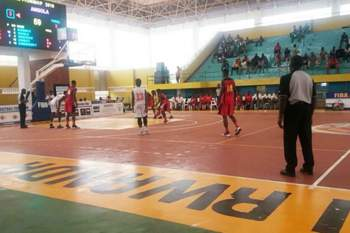 Basquetebol Sub-18: Angola - Costa do Marfim