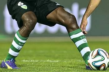 Djikiné foi operado e só inicia treinos no Sporting da Covilhã na próxima semana