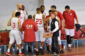 Basquetebol: CAB Madeira