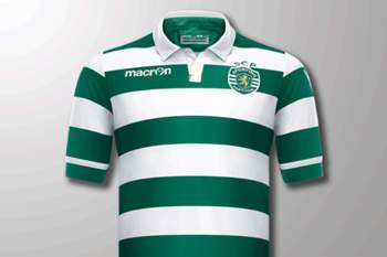 Novo equipamento do Sporting
