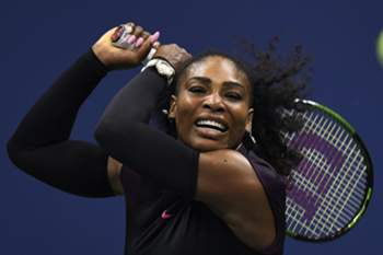 Serena Williams no US Open 2016