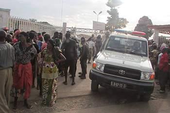 Tragédia em Angola: Uíge