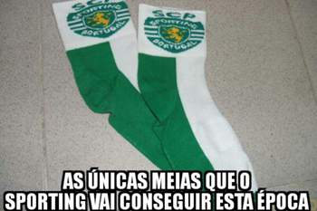Os memes da derrota do Sporting em Chaves
