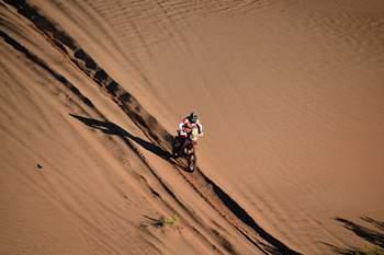 Peru quer fazer parte do Dakar em 2018