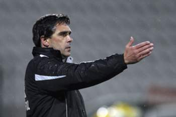 Daniel Ramos, técnico do Marítimo