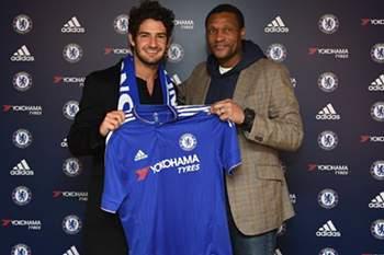 Jogador é reforço do Chelsea.