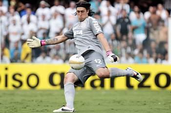 Guarda-redes do Corinthians.