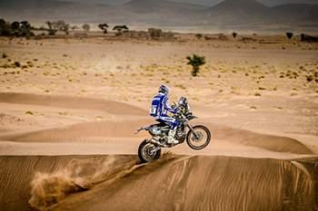 Hélder Rodrigues acaba em 4.º lugar o Rali de Marrocos