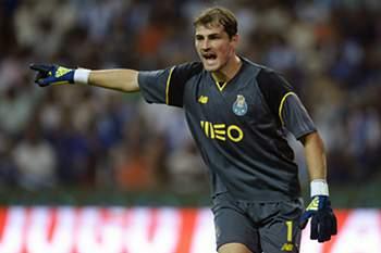 """Iker Casillas: """"Nos jogos importantes tem sido dif"""