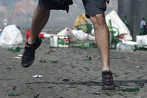FIFA condena veementemente confrontos em Marselha