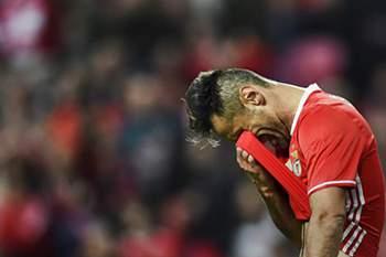 Jonas é a principal ausência nos convocados para Braga