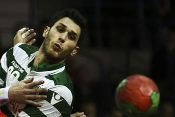 Andebol: Sporting