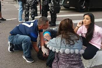 Um morto após confrontos entre adeptos do Coritiba e Corinthians