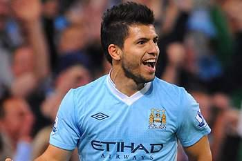 Avançado do Manchester City.