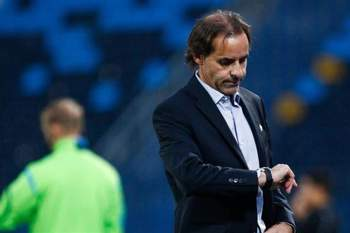 Oficial: Quim Machado deixa Belenenses
