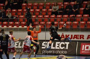 ABC perde na Dinamarca com o Holstebro para a Liga dos Campeões