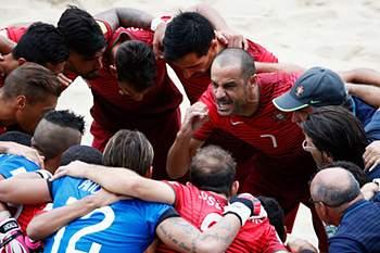 Portugal futebol de praia