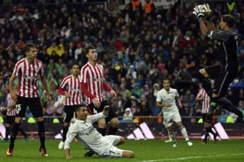 Real Madrid vs Athletic Bilbau