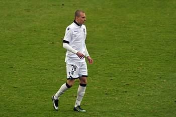 Alex Pinto, jogador do V. Guimarães