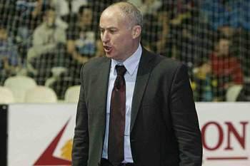 Treinador de futsal do Barcelona.