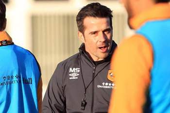 Marco Silva, treinador do Hull City