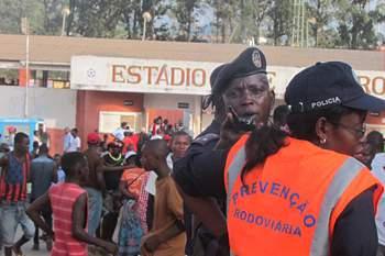 Tragédia no Girabola: Pelo menos 17 mortos no jogo de estreia