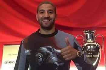 Taarabt garante que está de regresso ao Benfica